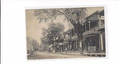 Blairstown, NJ-Main Street-unused c1908 postcard in Collectibles, Postcards, US States, Cities & Towns | eBay