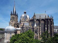 Catedral de Aquisgrán, Alemania