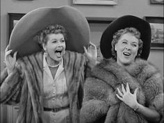 I Love Lucy....after buying some oil stock from a rich new tenant it goes to the…