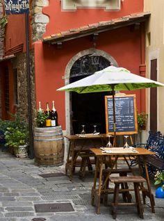 La Rughetta - Montecatini Alto, Pistoia, Italy