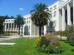 Concepción University, Chile.