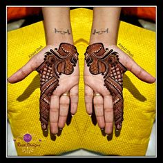 For mehndi order bookings and classes contact 09833887817