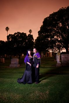 An evening wedding with a spiral aisle and both Pagan and Native American traditions