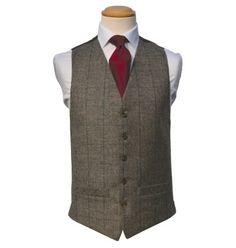Tweed Brown / Royal (236)