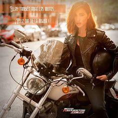 Felicitaciones a todas las mujeres en su día! Son y seguirán siendo las reinas de este mundo.  #Motos #DiaDeLaMujer Instagram, World, Happy Woman Day, Queens, Motorbikes, Women