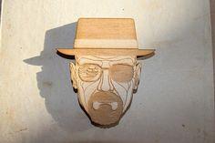magnet Heisenberg Breaking bad от WorkshopLastochka на Etsy