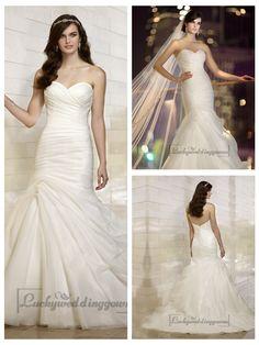 Stunning Organza Sweetheart Ruched Bodice Simple Wedding Dresses http://www.ckdress.com/stunning-organza-sweetheart-ruched-bodice-simple-wedding-dresses-p-1979.html  #wedding #dresses #dress #Luckyweddinggown #Luckywedding #wed #clothing #gown #weddingdresses #dressesonline #dressonline #bridaldresses