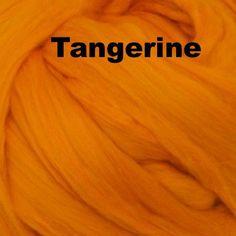 Ashland Bay Solid-colored Merino Wool Tangerine