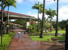 University of Hawaii at Hilo....where I will be going in a year or two :)