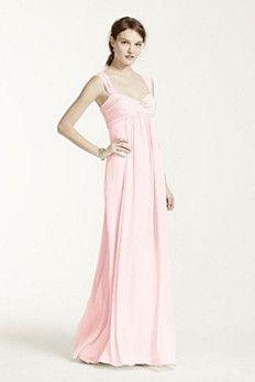81a1575e9bb Bridesmaids dresses in iris Davids Bridal Bridesmaid Dresses