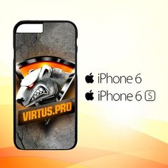 virtus pro logo Z4247 iPhone 6|6S Case