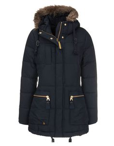 Padded Coat, Joules