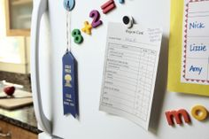 Common Phrases for Elementary Report Cards