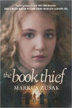 Books worth reading: The Book Thief by Markus Zusak. This powerful novel, written from the perspective of Death itself, jumps so flawlessly between the darker elements of loss, pain, and fear to the more uplifting elements of courage and love, that it really is a roller-coaster read.