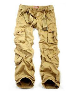 Match Men s Wild Cargo Pants at Amazon Men s Clothing store  Casual Pants. MilitaresModa  HombrePantalones   ... 244099e2632e