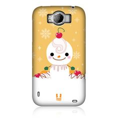 Make way for one of the coolest stars of the Holiday season as he brings sweetness to your phone with this collection of Snowmen designs for HTC Sensation XL