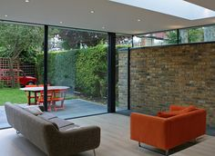 clovelly road – ealing | duncan foster : architect