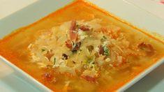 Receta fácil de sopa de repollo