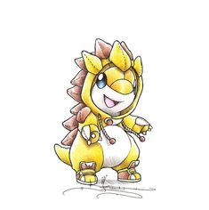 Pretty darn cute sandshrew