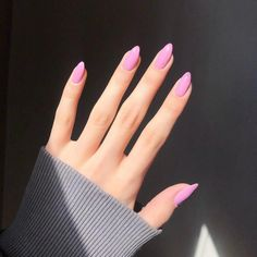 Maybe you have discovered your nails lack of some fashionable nail art? Yes, lately, many girls personalize their nails with beautiful … Sns Nails Colors, Mauve Nails, Nail Pink, Fall Nail Art Designs, Pink Nail Designs, Almond Nails Designs, Vernis Semi Permanent, Nagellack Trends, Pin On