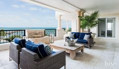 Crack open the bubbly and celebrate the start of summer with an easy breezy summer loggia with sweeping views.