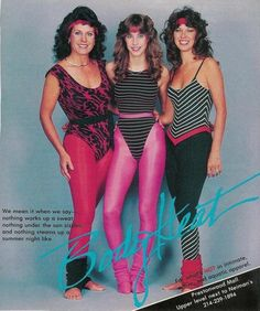 70's workout clothes  google search  seventies fitness