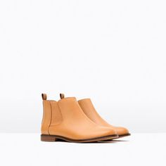 Image 2 of SOFT ANKLE BOOTS from Zara