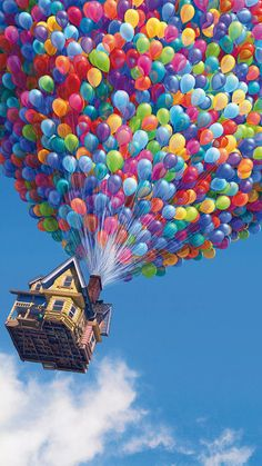 """Who watched te movie """"up"""". It's amazing"""