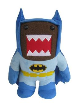 Domo Batman Large 165 Plush Blue ** Read more reviews of the product by visiting the link on the image.