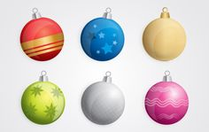 Today we bring to you a fast and easy tutorial to make a nice–looking Christmas Baubles also known as Christmas ball ornaments to some of you. At the end of the tutorial you will be know how to create the nice, glossy effect you see on 3D illustrations of metal balls. For this tutorial, we will be using Adobe Illustrator CS5. Download the free vector file with 6 nice decoration (at the end of the article) including the one we have done.