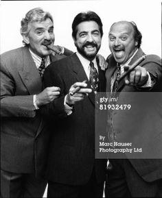 Chicagoans Dennis Farina, Joe Mantegna, and Dennis Franz