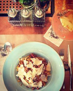 Lifestyle lunch-break στο κέντρο της πόλης με χειροποίητη pasta & (ελαφρύ)…