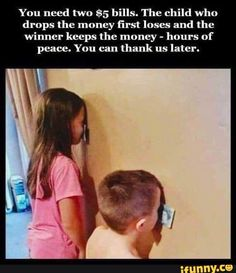 Lifehack for parents and a quiet weekend - Humor and funny stuff - Pranks Parenting Done Right, Kids And Parenting, Parenting Hacks, Funny Parenting, Memes Humor, Funny Jokes, Funny Hacks, Humor Videos, Futur Parents