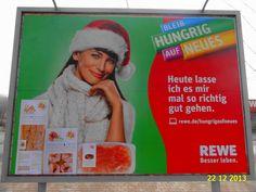213. - Plakat in Stockach. / 22.12.2013./