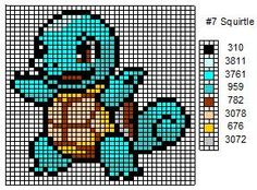 Crochet Fanatic: Evolutions of Squirtle