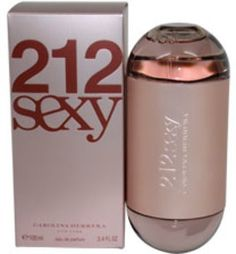 Women Carolina Herrera 212 Sexy Edp Spray 3.4 Oz - Product Description - Women Carolina Herrera 212 Sexy Edp Spray 3.4 Oz212 Sexy Is A Soft Fruity Blend Of Citrus, Rose Pepper, Bergamot, Gardenia, Geranium, Cotton Candy, Vanilla, Sandalwood And . Please refer to the title for the exact description of the item. All of the products showcased throughout are 100% Original Brand Names. High quality items at low prices to our valued customers. 100% Satisfaction Guaranteed.