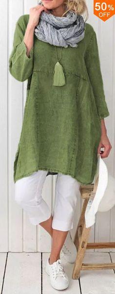 Casual Dress Source by kleinwegener ideas outfit Mode Hippie, Mode Boho, Belted Shirt Dress, Tee Dress, Vêtements Goth Pastel, Vêtement Harris Tweed, Mode Outfits, Fashion Outfits, Casual Outfits