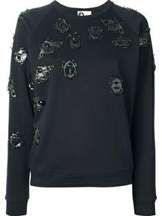 LANVIN Beetle Sweater