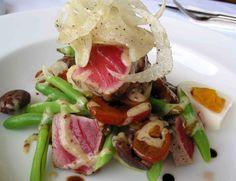 Tuna Nicoise Salad | Tuna nicoise salad