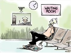 Image result for hell's waiting room