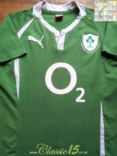 17f890c70f6 36 best Classic Ireland Rugby Shirts images in 2019 | Canterbury ...