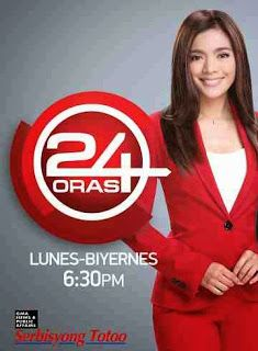 24 Oras April 10 2016 Full Episode Replay