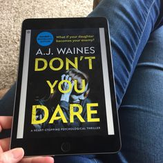 Doing cartwheels when I woke to see Don't you Dare has gone into the Top 100 (#94) in the Amazon UK charts, this morning! Massive thanks to Bloodhound Books and BIG HUGS to lovely readers for all your support