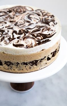 I scream, you scream, we all scream for... ice cream cake.