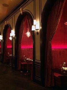 Carbone restaurant brings sexy, swanky Italian style to Aria Hookah Lounge, Bar Lounge, Design Café, Interior Design, Bar Restaurant Design, Restaurant Restaurant, Architecture Restaurant, Nightclub Design, City Restaurants