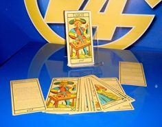 Cartas del Tarot COMAS 22 arcanos mayores Nuevo