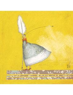 "carte carrée Gaëlle Boissonnard "" Le calligraphe"" Art Carte, Creation Art, Atelier D Art, Drawing Sketches, Drawings, Art Sculpture, Art Moderne, Illustration Artists, Whimsical Art"