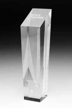 News Awards | Modern Trophy Design | Design Awards