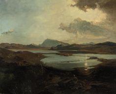 Lot 686  Circle of Carl Anton Joseph Rottmann (Handschuhsheim 1797-1850 Munich)   Lake Copais, Greece