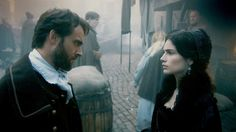Janet Montgomery in first image from season 2 of the TV series Salem